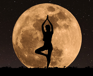 Full Moon Yoga