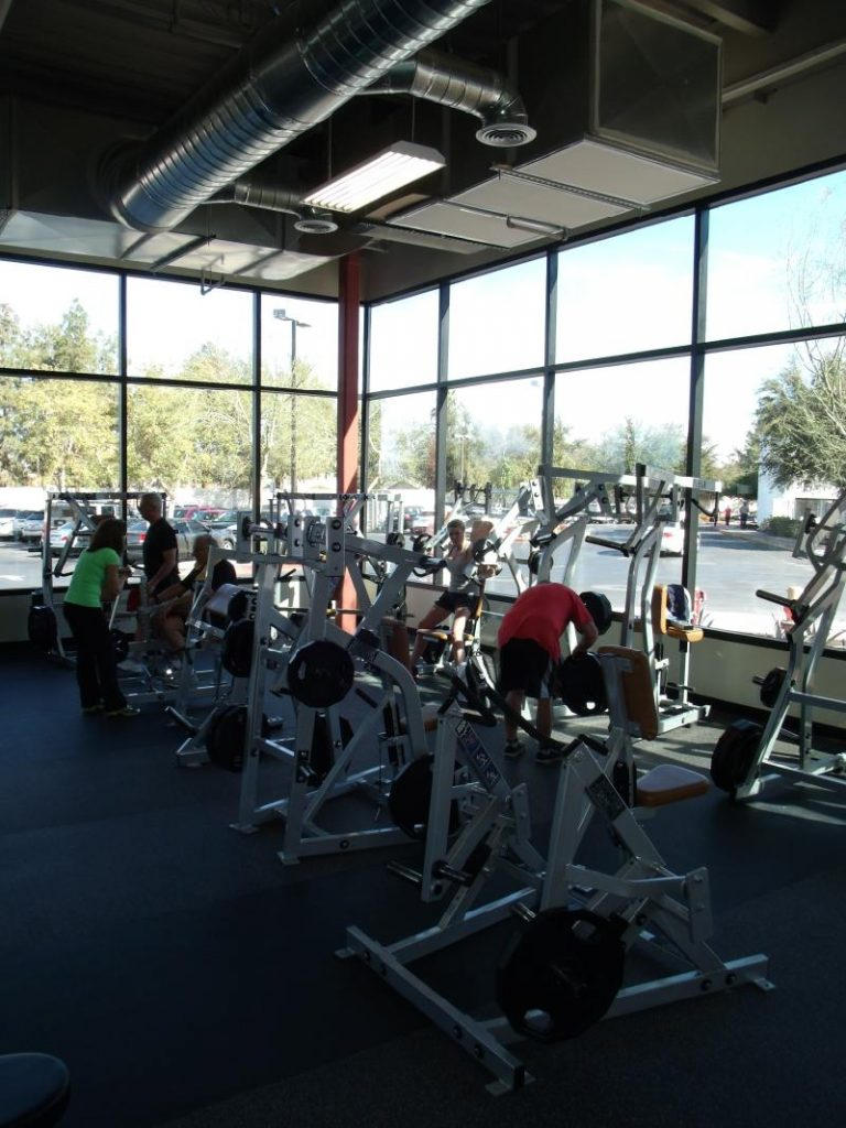 World-Gym-Palm-Desert
