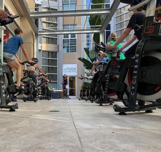 Cyclebar Santa Monica