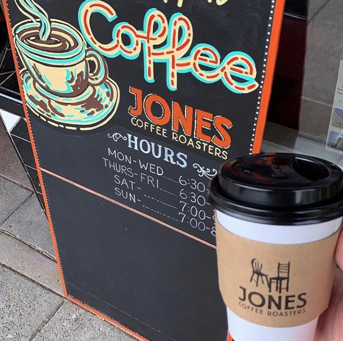 JOnes Coffee