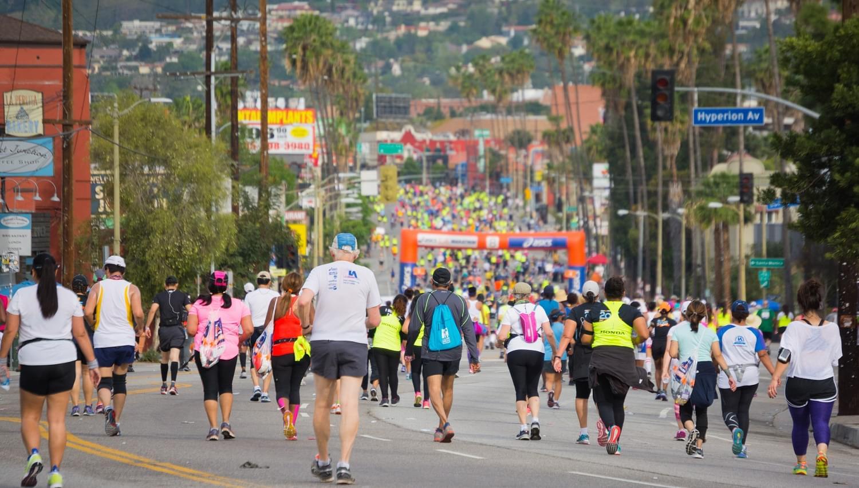 Marathon-Photo