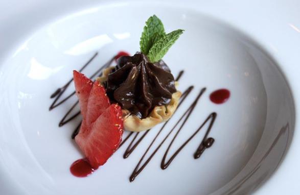 Katana dessert