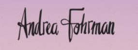 Andrea Fohrman logo