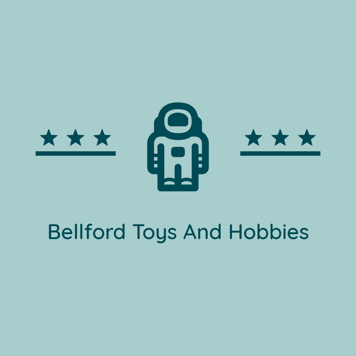 Bellford Toys And Hobbies Logo