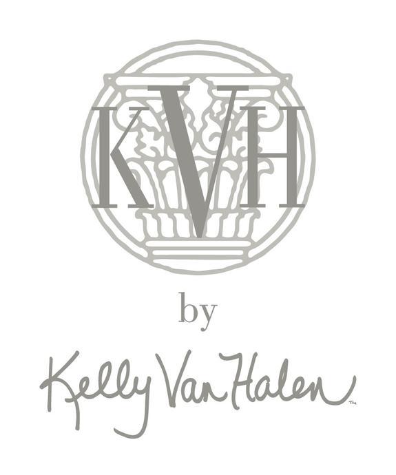 KVH by Kelly Van Halen LOGO