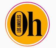 Overheard LA logo