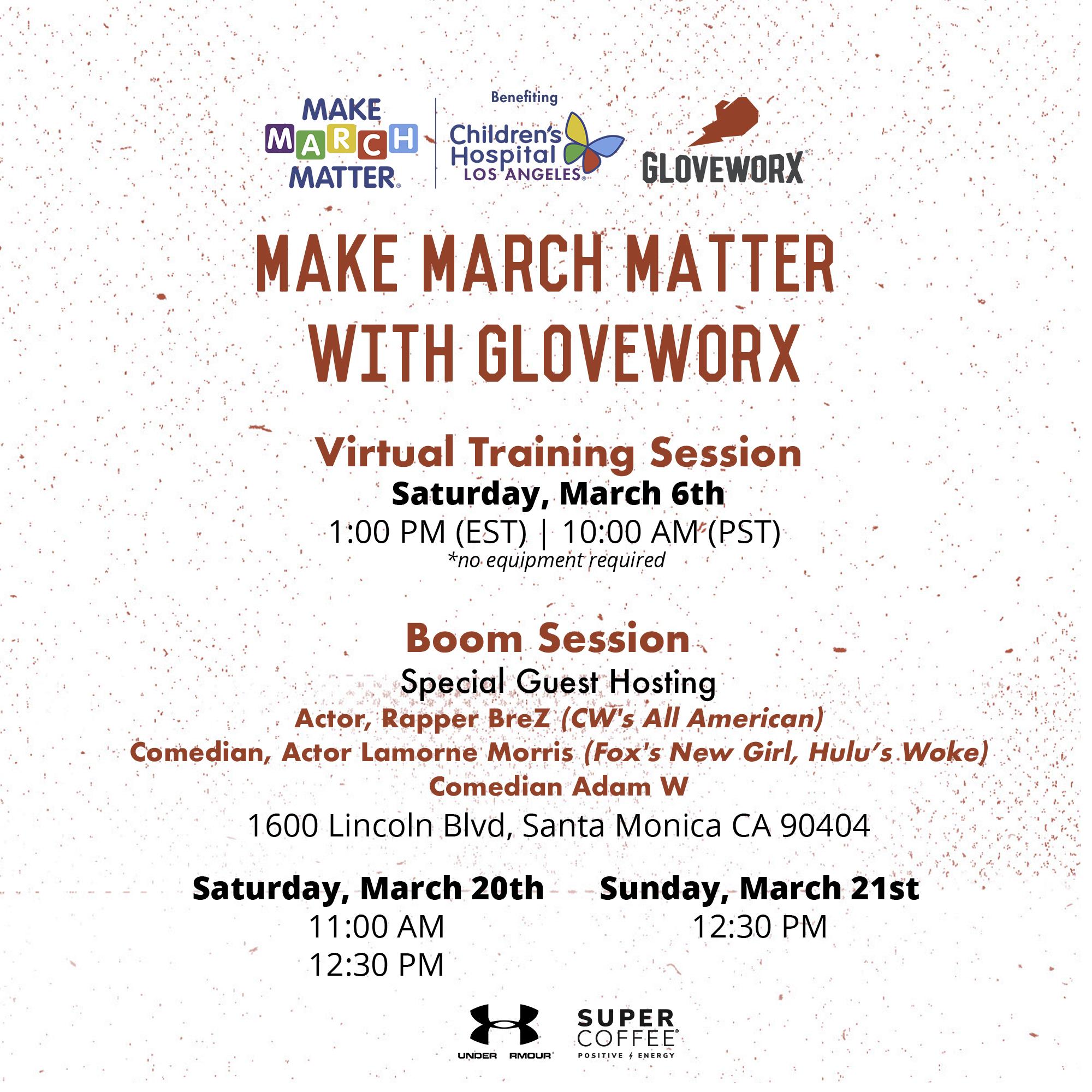 GWX_MAKE MARCH MATTER